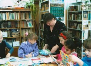 Метростроевский сельский библиотечный филиал