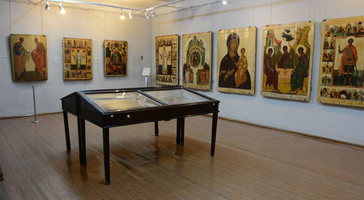 художественный музей в переславле фото берут под