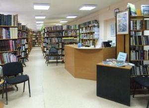 Абонемент Городской центральной библиотеки г. Новодвинск