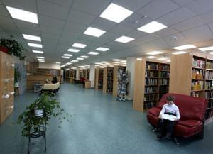 Центральная городская библиотека имени М. К. Анисимковой