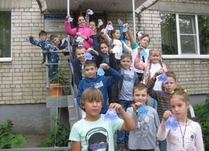 Детская библиотека-филиал им. В. М. Комарова
