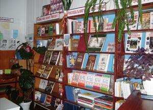 Солёновская сельская библиотека