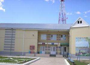 Библиотека с. Нялинское