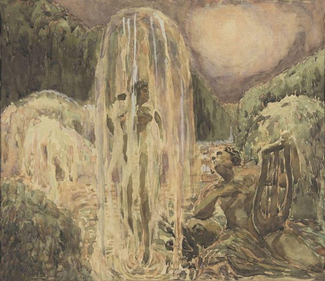 Выставка забытой художницы Серебряного века Александры Коноваловой открылась в Москве. Галерея 1