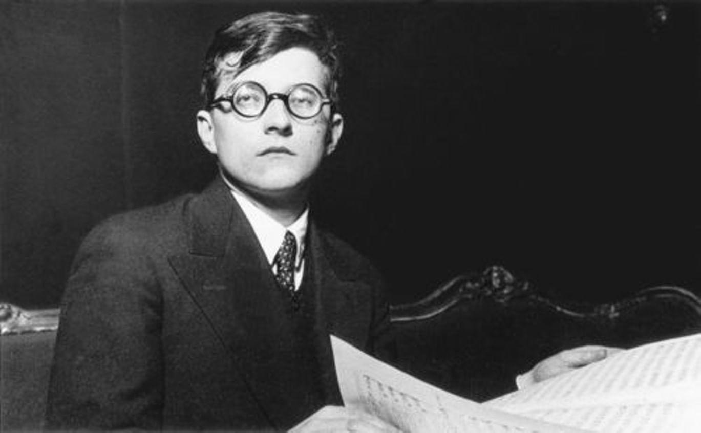 Дмитрий Шостакович 1