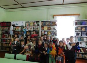 Мирновская поселенческая библиотека