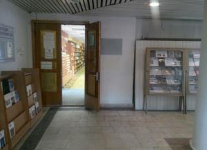 Отдел универсальной литературы Сосновоборской библиотеки