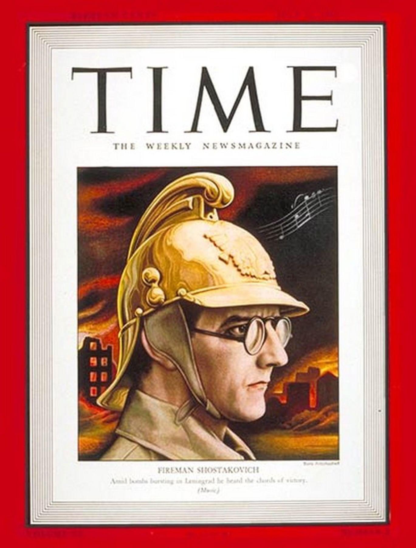 Дмитрий Шостакович 2