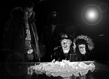Спектакль «Антарктида»