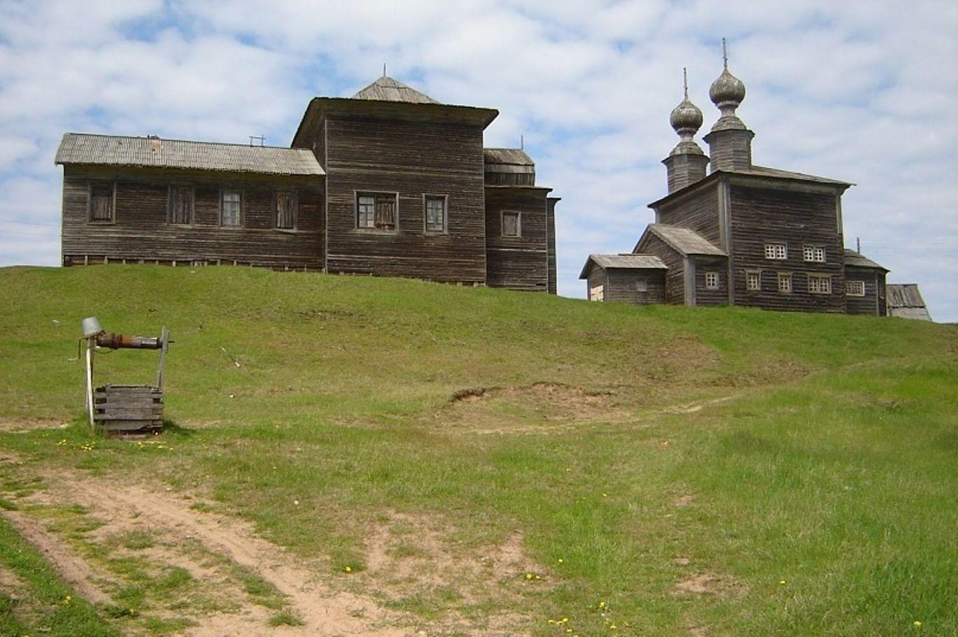 8 красивых деревень России. Галерея 1