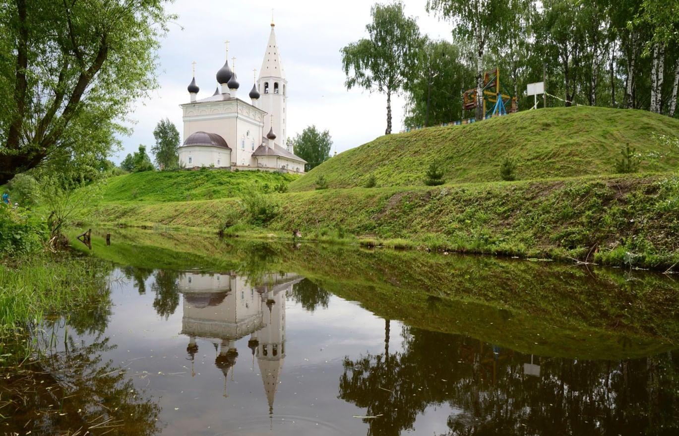 8 красивых деревень России. Галерея 2