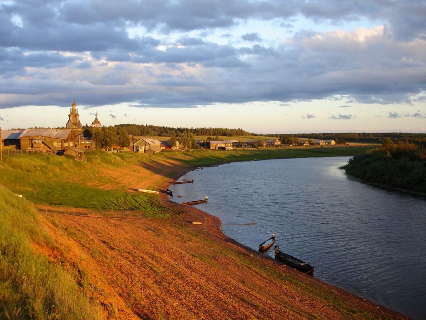 8 красивых деревень России. Галерея 4