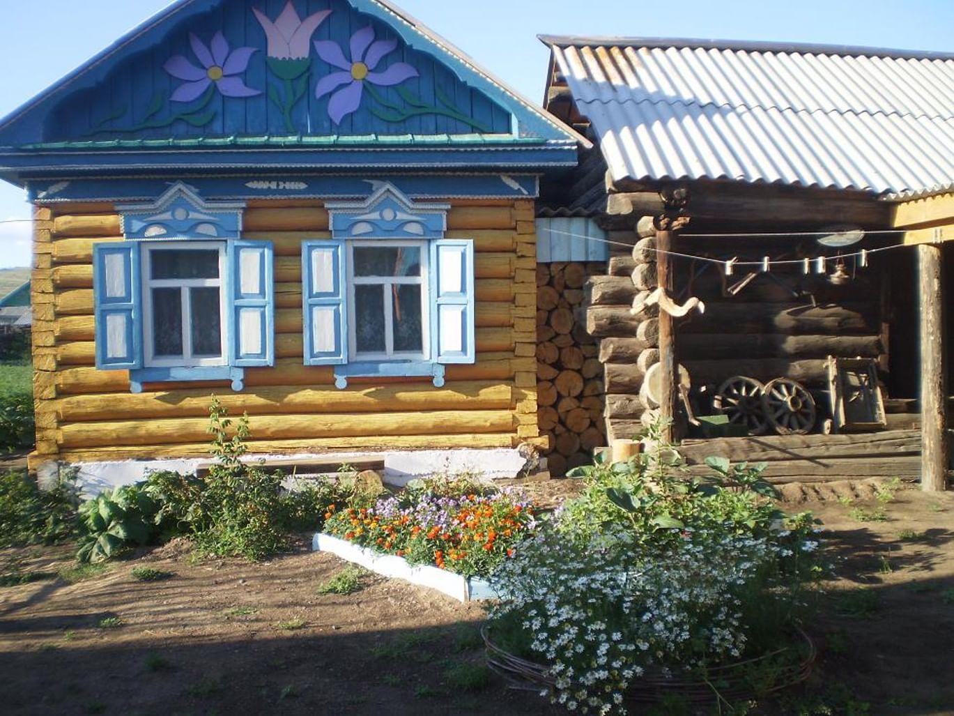 8 красивых деревень России. Галерея 7