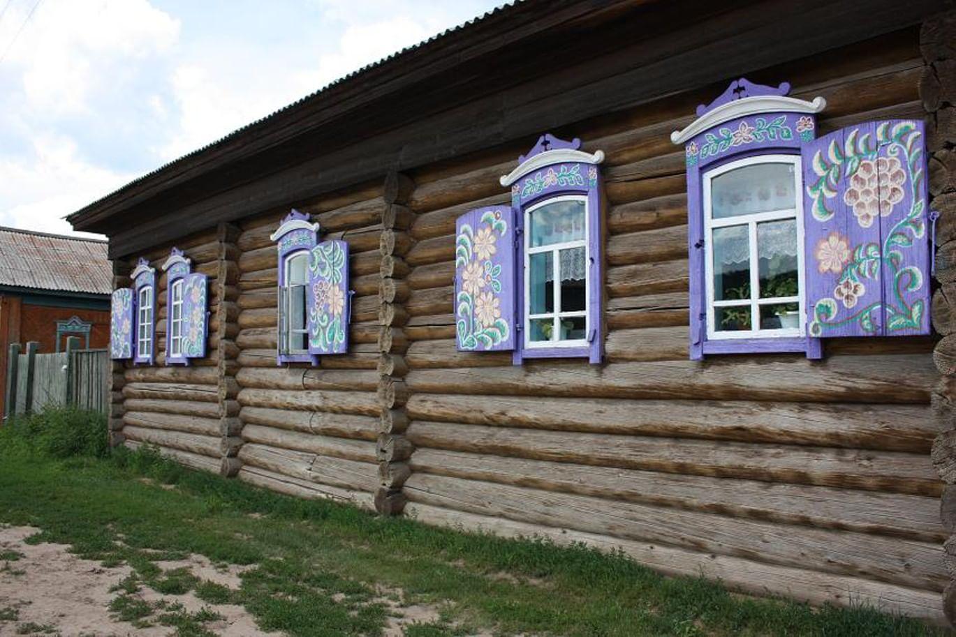 8 красивых деревень России. Галерея 8