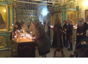 Панихида по погибшим за Отечество казакам Войска Донского в Димитровскую родительскую субботу