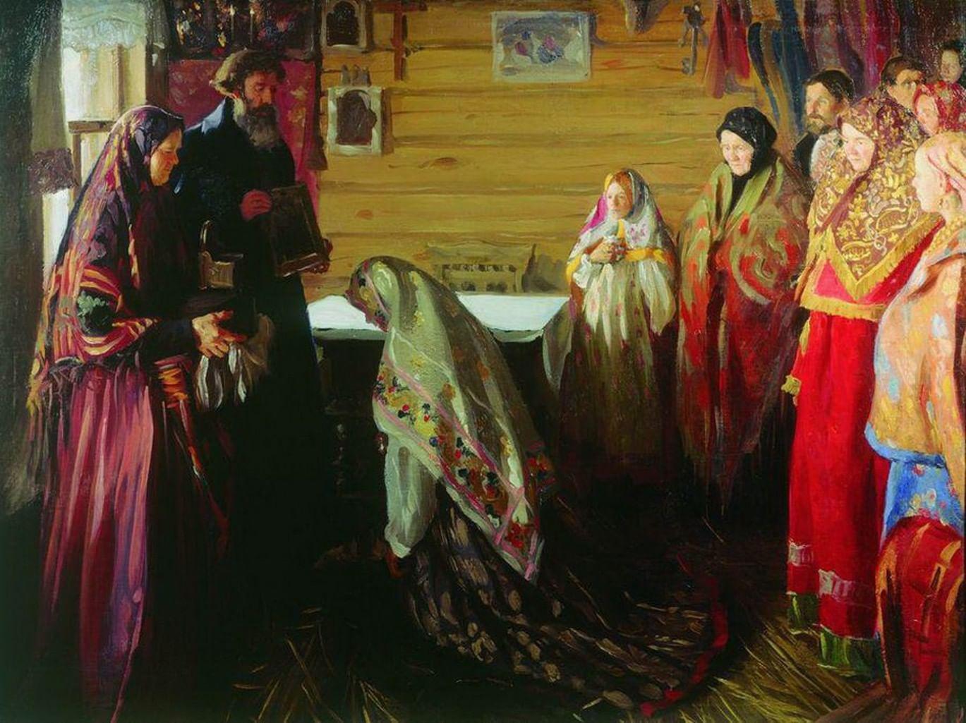 Свахи на Руси. Галерея 1