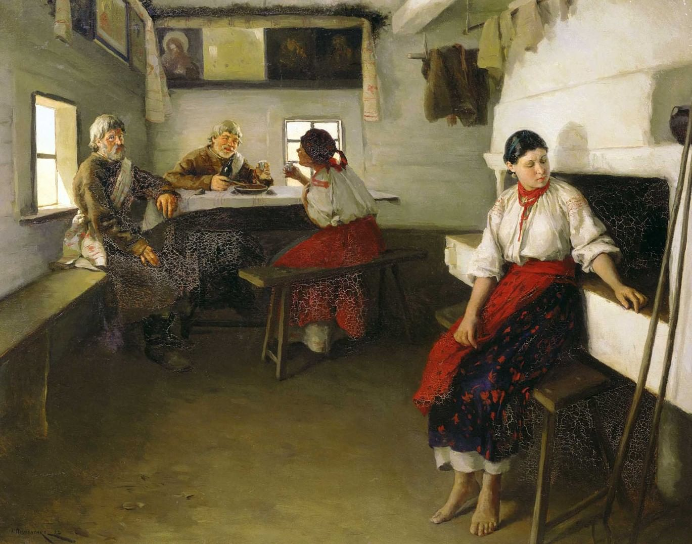 Свахи на Руси. Галерея 2