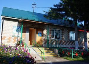 Библиотека с. Ягуново