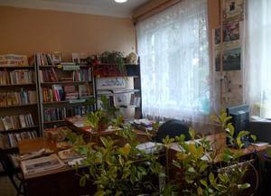 Афанасовский сельский филиал