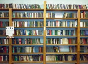 Соколовская поселенческая библиотека