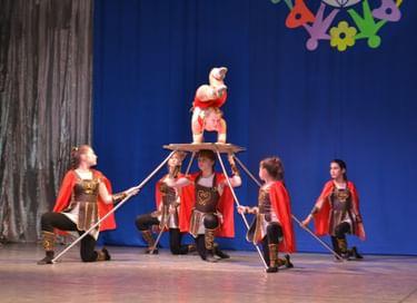 Конкурс-фестиваль детского и юношеского творчества «Дебют»