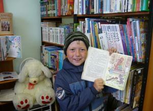 Библиотека п. Сибирский