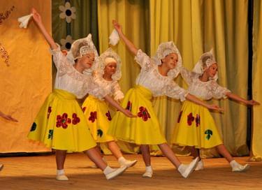 Областной праздник русского танца «На-СЛЕД-ие»
