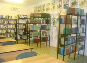 Библиотека п. Кирпичный