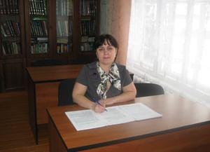 Библиотека п. Кедровый