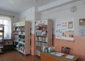 Октябрьская поселенческая библиотека-филиал