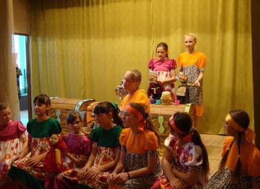 Областной фестиваль любительских театров кукол «Уральская кукляндия»