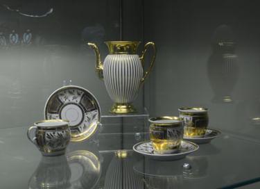 Выставка «Магия фарфора»