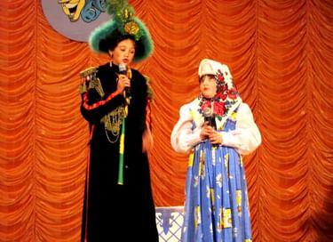 Заключительный гала-концерт «Азбука мизансцены»