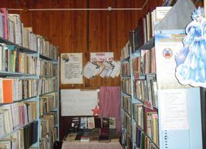 Тяхтинская поселенческая библиотека-филиал