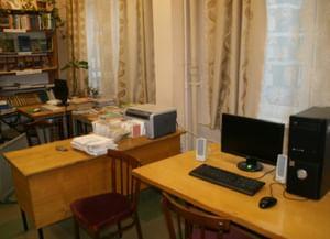 Библиотека д. Белогорье