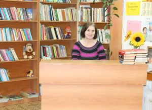 Библиотека п. Луговского