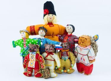 Мастер-класс «Русская народная игрушка»