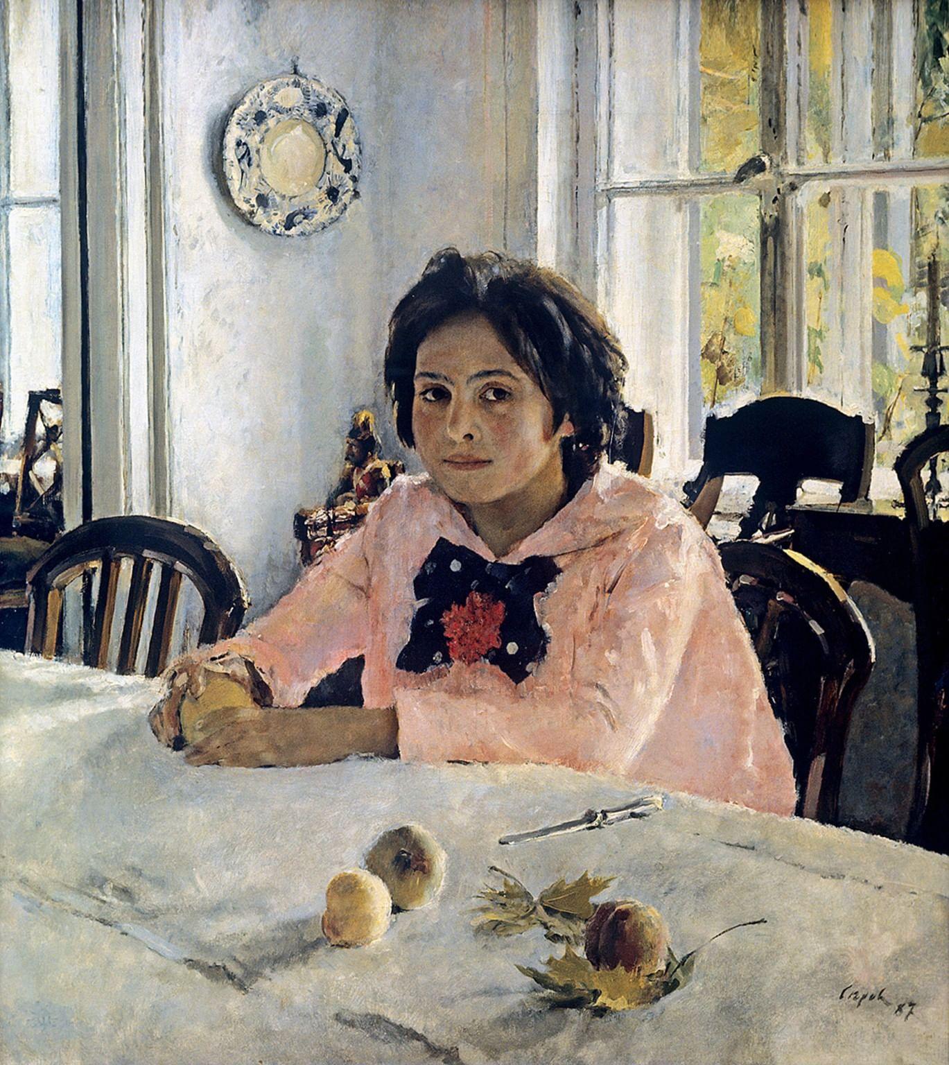 Вера, Надежда, Любовь и София: Самые красивые русские портреты. Галерея 1