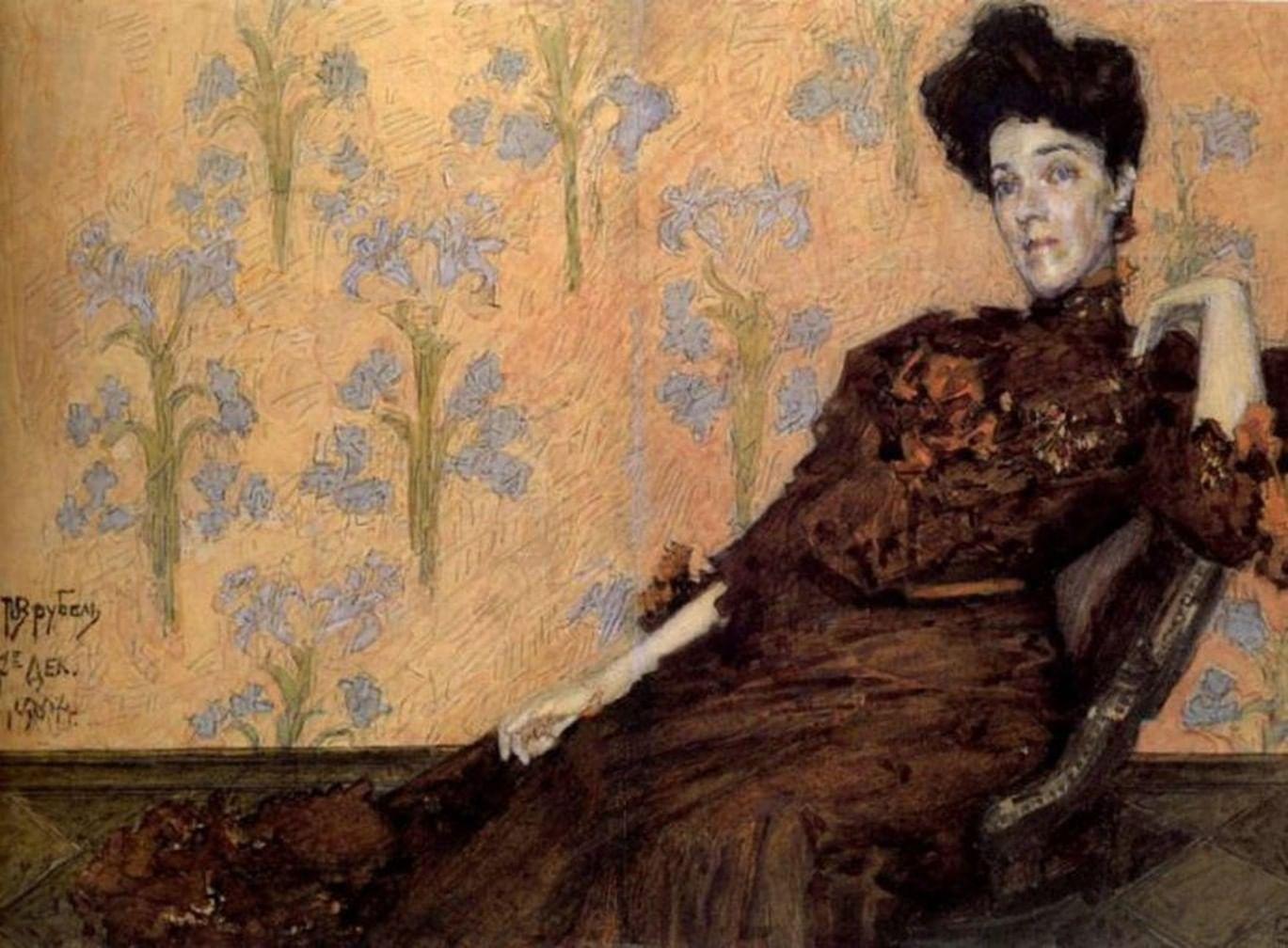 Вера, Надежда, Любовь и София: Самые красивые русские портреты. Галерея 4