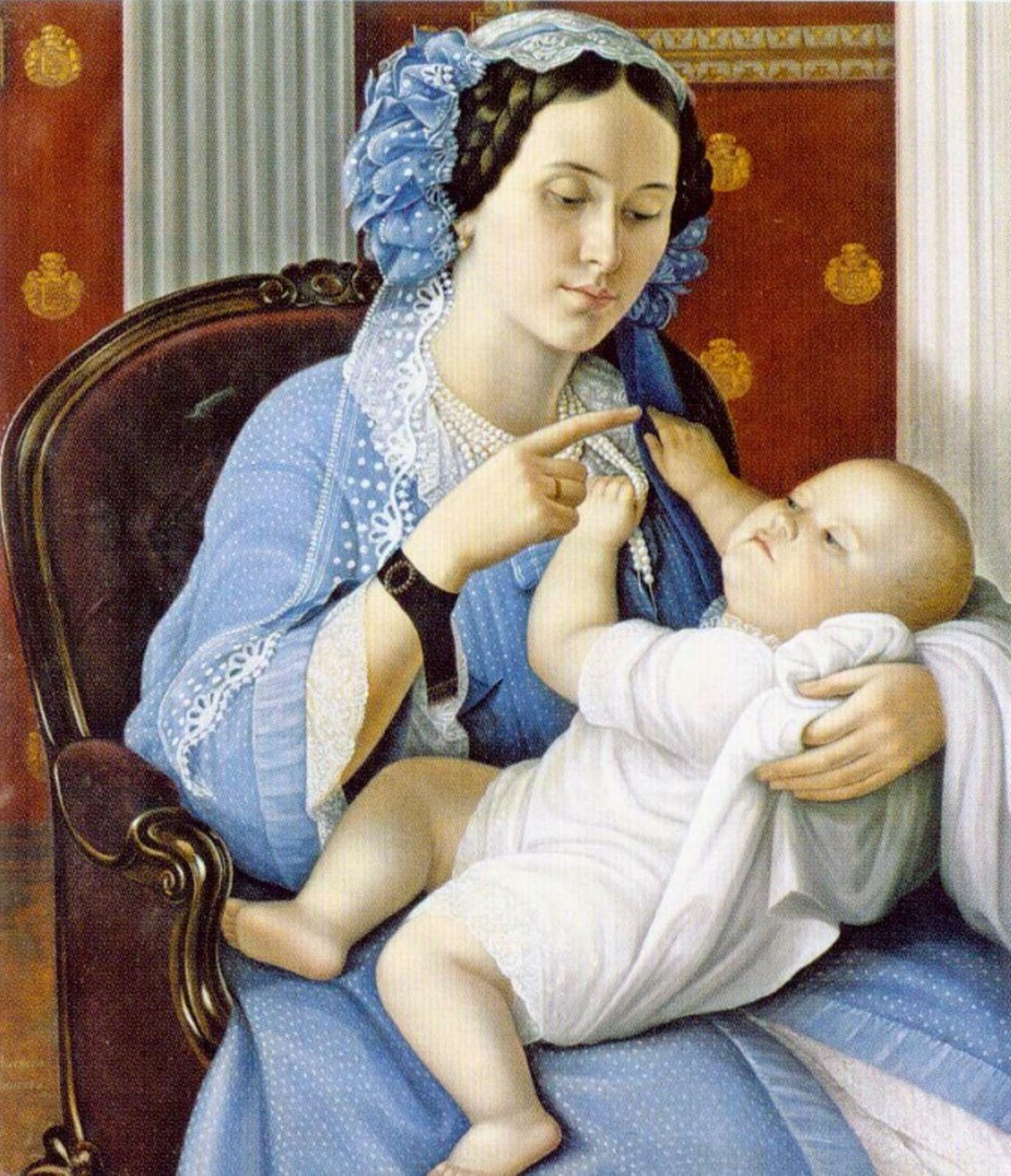Вера, Надежда, Любовь и София: Самые красивые русские портреты. Галерея 5