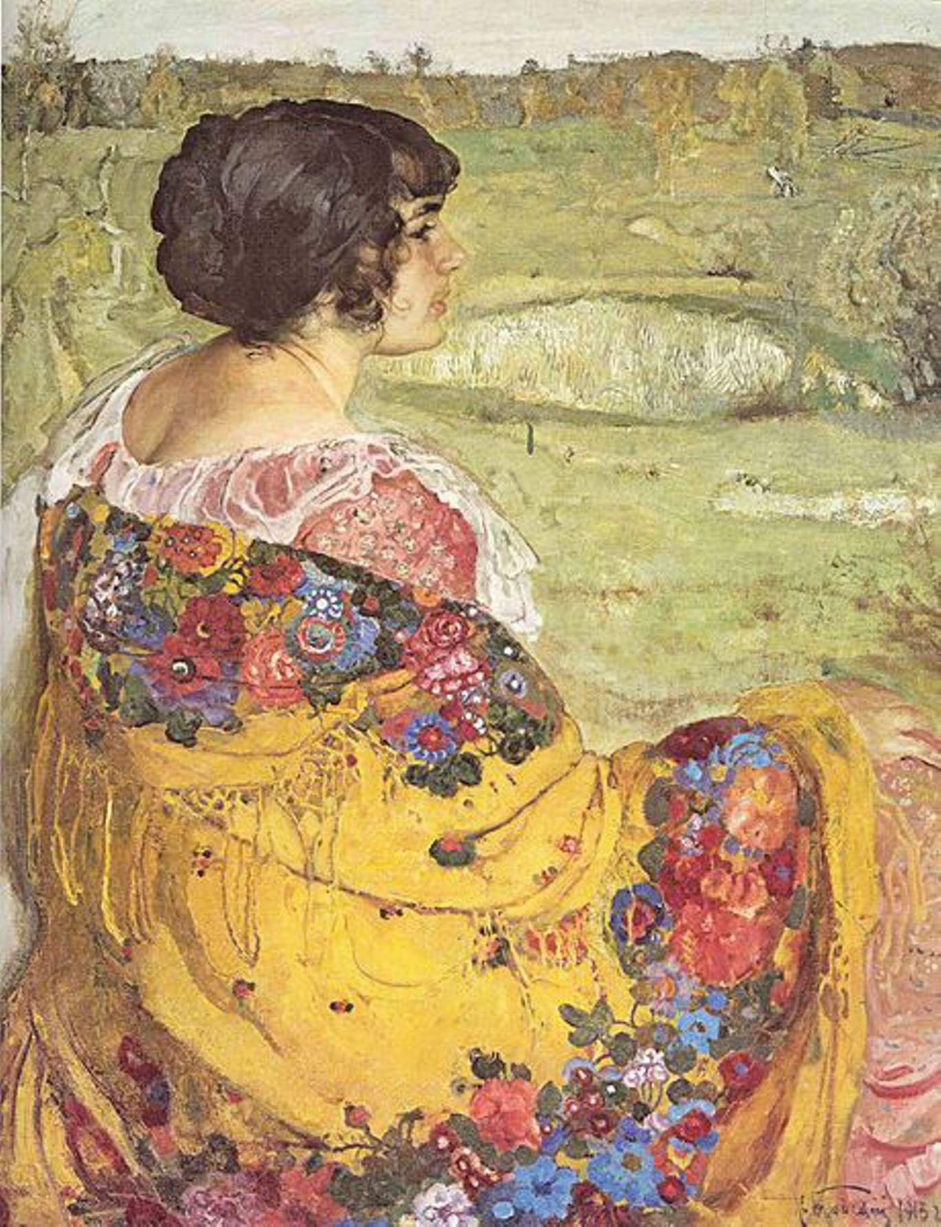 Вера, Надежда, Любовь и София: Самые красивые русские портреты. Галерея 6