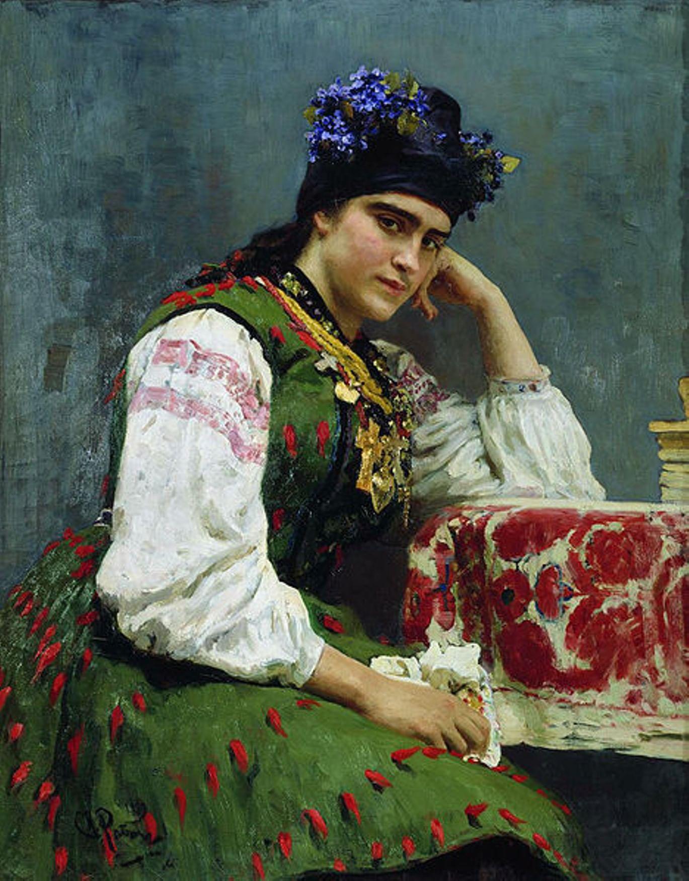 Вера, Надежда, Любовь и София: Самые красивые русские портреты. Галерея 8