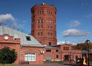 Музеи в необычных зданиях