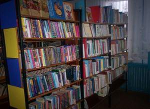 Библиотека с. Реполово
