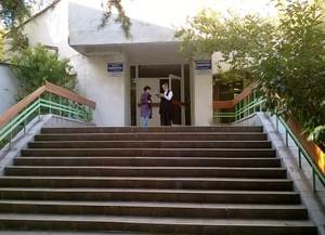 Партенитская поселковая библиотека