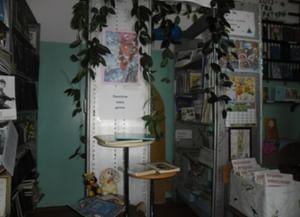 Петрушихинская поселенческая библиотека-филиал