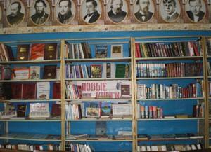 Плешковская поселенческая библиотека