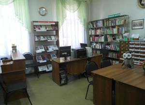 Лысогорская сельская библиотека № 9