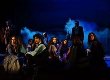 Спектакль «Цыганский рай»
