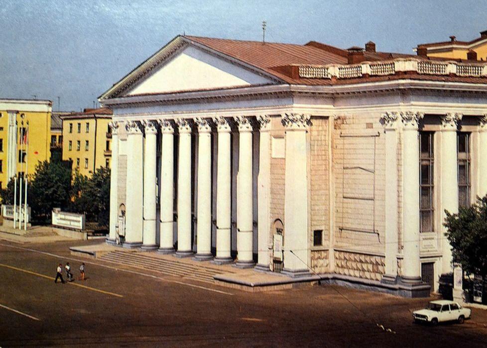 киров областной картинки школе увлекся театром